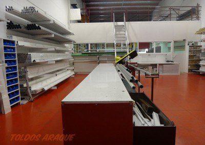 Empresa Toldos en Madrid  instaladores  NUESTRA FABRICA