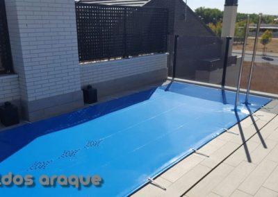Fabricaci n e instalaci n de cubiertas para piscinas en - Fabricacion de piscinas ...