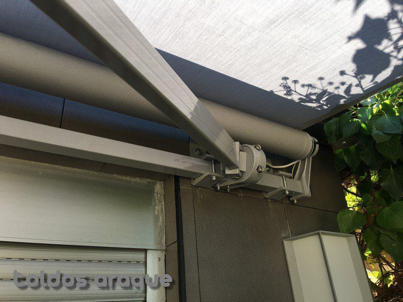 Empresa Toldos en Madrid toldos instaladores Araque Instalación de Toldo Monoblock en La Moraleja - Madrid Trabajos realizados
