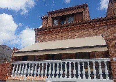 Empresa Toldos en Madrid  instaladores  TOLDO EXTENSIBLE MADRID