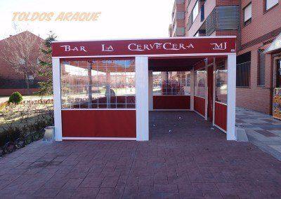 Empresa Toldos en Madrid  instaladores  TOLDO CORTAVIENTOS MADRID