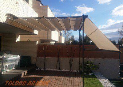 Empresa Toldos en Madrid toldos instaladores Araque Fabricación e instalación de pérgolas en Madrid Noticias