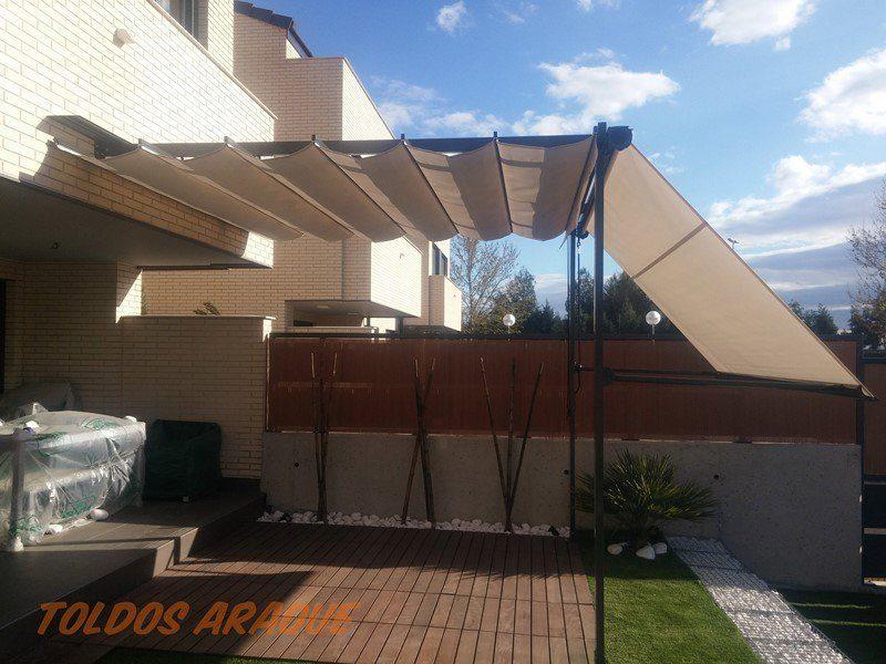 Fabricación e instalación de pérgolas en Madrid y Toledo ... - photo#44
