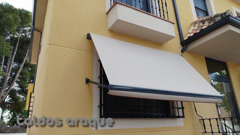 Empresa Toldos en Madrid toldos instaladores Araque Instalación de varios toldos en vivienda de Valdemoro Trabajos realizados