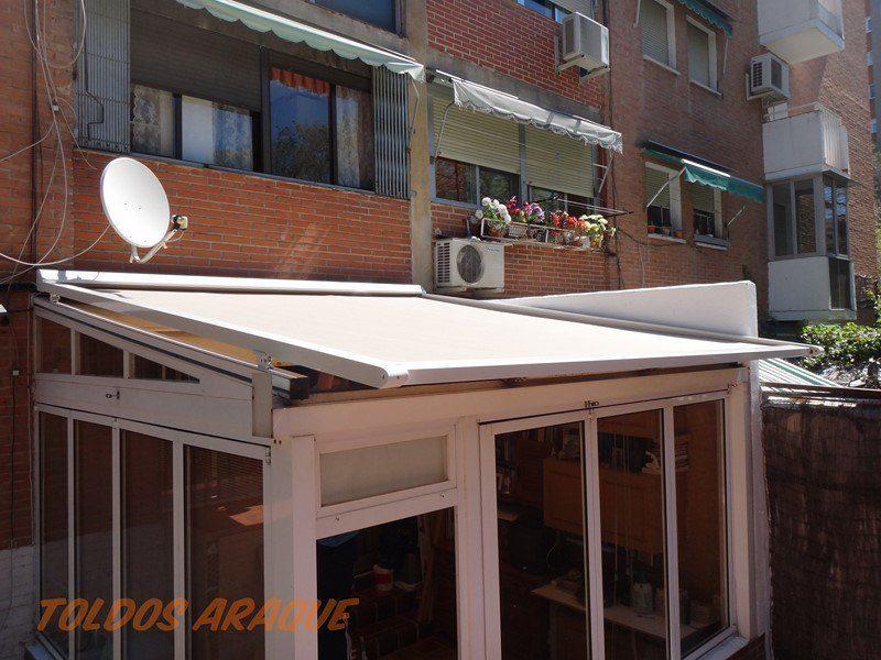 Fabricaci n e instalaci n de toldos veranda en madrid y - Toldos baratos madrid ...