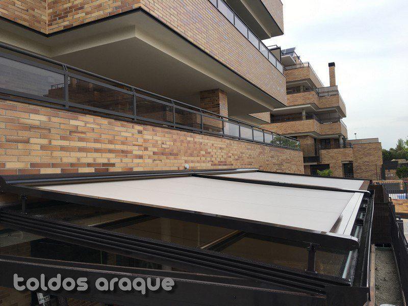 Empresa Toldos en Madrid  instaladores  TOLDO VERANDA MADRID