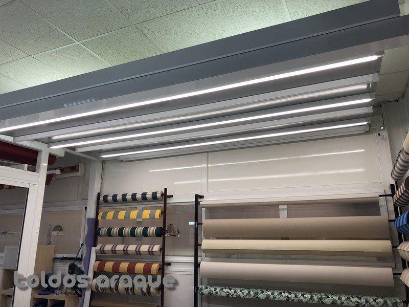 Empresa Toldos en Madrid toldos instaladores Araque Pérgola Pergo-Rain Madrid Trabajos realizados