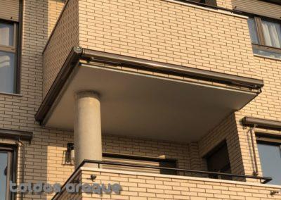 Empresa Toldos en Madrid  instaladores  TOLDO STOR COFRE MADRID