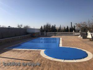 Lona piscina pvc san martin de la vega madrid 5 - Piscina ajalvir ...