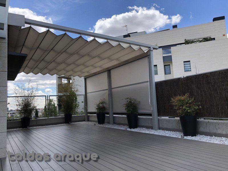 Empresa Toldos en Madrid  instaladores  PERGOLAS